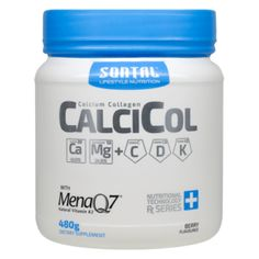 SONTAL CalciCol® 480 G Calcium & Collagen