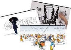 Warum sich animierte Erklärvideos so gut für das Employer Branding eignen. Das Beispiel: Bei Tchibo sind die Löwen los…
