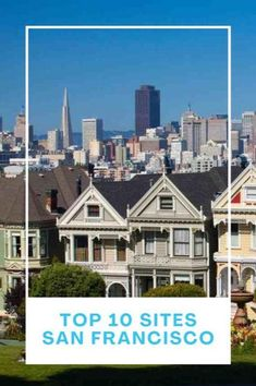 Top 10 sites in San Francisco, What to do in San Francisco, Best things to do in San Francisco, Sun Francisco Experience. #SanFrancisco #California #TheTopTenTraveler #Travel San Francisco California, Us Travel, North America, Stuff To Do, Tops