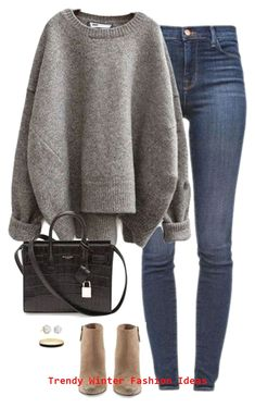 SHOP THE LOOK – casual winter outfit – cute ankle boots – thick sweater - outfit. - SHOP THE LOOK – casual winter outfit – cute ankle boots – thick sweater – outfit.tophaarmodelle, Source by - Traje Casual, Cute Ankle Boots, Ankle Boots Outfit Winter, Pullover Mode, Pullover Outfit, Casual Winter Outfits, Winter Sweater Outfits, Polyvore Winter Outfits, Autumn Outfits Women