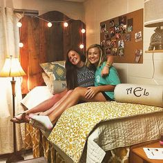 Cute dorm room