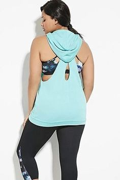 Plus Size Active Pullover, Forever 21+, $15.90 | 23 Super Cute Plus-Size Gym Clothes To Help Get Your Workout On