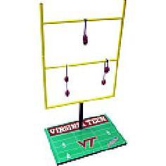 Wild Sales Virginia Tech Hokies Football Toss 2