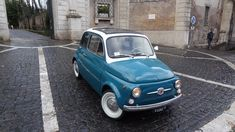 Fiat the classic Italian car that brought Italy into the world auto market. Fiat 500l, Fiat Abarth, Vespa, New Fiat, Fiat Cars, Steyr, Cute Cars, Car In The World, Small Cars