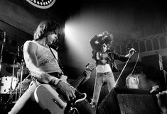 Ramones at The Paradiso Club in Amsterdam where they performed 29 songs in under an hour in 1978, Photo by Lex Van Rossen. Ramones, Joey Ramone, Bed Wetting, Major Events, Large Photos, Historical Photos, Rolling Stones, Music Artists, Rock Bands