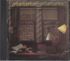 Steve-Goodman-High-and-Outside-CD-Excellent-Condition-Red-Pajama-Records