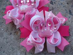 Hey, I found this really awesome Etsy listing at https://www.etsy.com/listing/199206345/crown-boutique-hair-bows-princess-crown