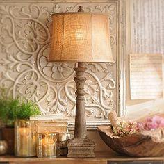 Driftwood Table Lamp at Kirkland's