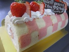 cake roll.