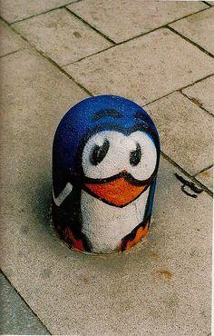 #fammisentire un pinguino