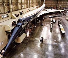 Resultado de imagem para boeing supersonic 2707