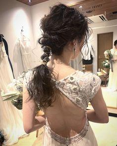 Kawaii Hairstyles, Bride Hairstyles, Runway Hair, Hair Arrange, Hair Setting, Aesthetic Hair, Dream Hair, How To Make Hair, About Hair