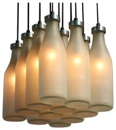 contemporary chandeliers by EcoFirstArt.com