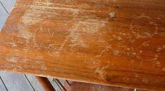 Votre beau meuble en bois a plein de rayures ? Et oui, au fil du temps, le bois s'abîme. À chaque fois que des choses sont posées dessus, le bois en prend un coup. Résultat, vous vous retrouvez...