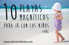10 playas magníficas para ir con los niños