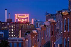 Baltimore evening - photo by Dan Rodricks