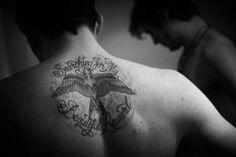 #tattoo #guy #back