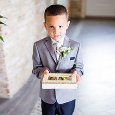 How Adorable is This Ring Bearer? Wedding Dress For Boys, Ring Bearer Box, Groomsmen Suits, Let's Get Married, Rings For Girls, Staten Island, Wedding Album, Flower Girls, Boy Fashion