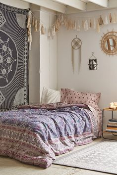 Okay, the comforter is perfect and I want it but you can only get the whole shabangabang and it's $189. No, thank you.