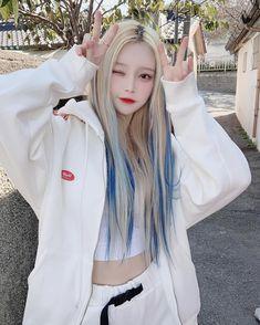 Korean Girl Photo, Cute Korean Girl, Cute Girl Photo, Girl Photo Poses, Cute Asian Girls, Pretty Korean Girls, Girl Photos, Cute Girls, Ulzzang Hair