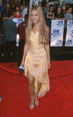 Hat sich Beyoncé seit den 90ern eigentlich überhaupt verändert?! Juni 2000