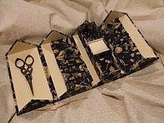 Cartonnage - Boite à bobines - Bientôt un nouveau… - Nouveau cartonnage… - Petite chose en… - Petite chose en… - Le devoir des… - Un écritoire - Une nouvelle boite… - Un cache pot, auge,… - Relooking… - Les Trésors de Phine