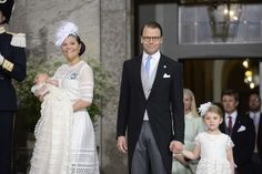 stellaofsverige: Prince Oscar's christening