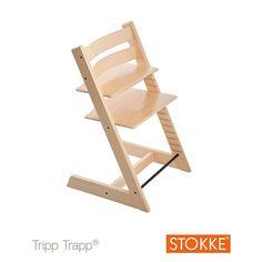 I➨ Vite ! Achetez votre Chaise haute bébé évolutive tripp trapp naturel de Stokke à seulement 189€ ! ✓ Livraison gratuite et rapide. Allobébé, n°1 de la puériculture en ligne.