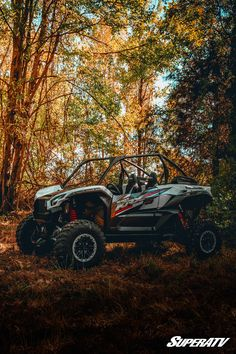 The Teryx KRX 1000 is Kawasaki's highest performing model yet, so you know whatever customizations SuperATV releases for it will be just as bar-raising and impressive! Polaris Utv, Aftermarket Parts, Motor Sport, Boy Toys, Atvs, Go Kart, Offroad, Luxury Cars, Yamaha