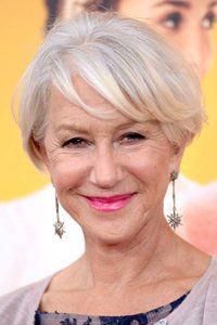 If you're looking to hide any frown lines follow in Helen Mirren's footsteps and ask your stylist to cut in a layered side fringe. I...