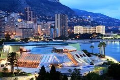 Monaco Epitomizes Lu