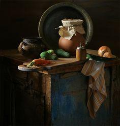 photo: Натюрморт с овощами. | photographer: Ира Быкова | WWW.PHOTODOM.COM