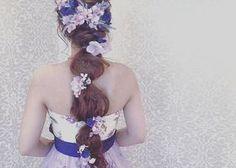 \花嫁もゲストも必見/海外のブライズメイドの髪型がナチュラル可愛くて真似したい♡