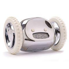 I need this alarm clock!
