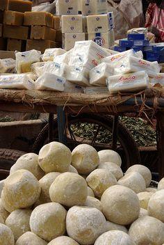 savon / soap  Mopti, Mali