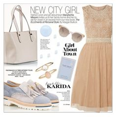"""~New City Girl~"" by amethyst0818 ❤ liked on Polyvore featuring Parlanti, Coccinelle, Raishma, Accessorize and Marc Jacobs"