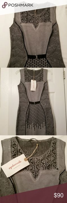 ⚡SALE⚡NWT European Dress Bohemian Chic This is an absolutely gorgeous, never worn European dress made by Angels Never Die. Angels Never Die is an international brand that makes a limited amount of each style of its clothing. This is a chic but edgy gorgeous dress with beautiful detailing. It has a side zipper. Size is 0. It is new with tags. I'm willing to consider reasonable offers. Angels Never Die Dresses Midi