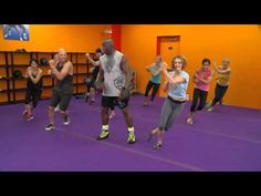 Billy Blanks Tae Bo® Advanced YouTube Exclusive - YouTube