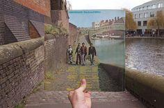 #3 London Tour Through Iconic Vinyl Album Covers