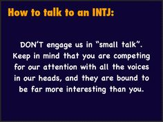 """Never in my life have I thought, """"I really wish that someone would approach me and engage in conversation."""""""