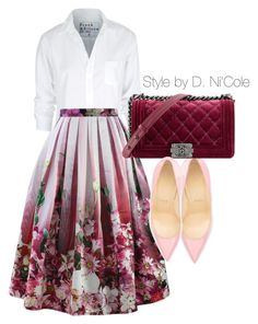 """""""Untitled #2323"""" by stylebydnicole ❤ liked on Polyvore"""