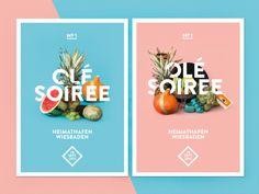 Unter dem Namen Olé Soiree werden außergewöhnliche Pop-Up-Dinner Abende an ungewöhnlichen Orten veranstaltet. Olé Soiree bietet seinen Gästen eine Plattform neue, interessante Leute aus der eigenen Stadt kennenzulernen und ermutigt sie kreativ …
