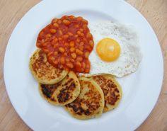 Tinned Tomatoes: Scottish Tattie Scones Potato pancakes - vegetarian breakfast :o) Baby Food Recipes, Diet Recipes, Cooking Recipes, Healthy Recipes, Healthy Breads, Recipies, Family Recipes, Potato Recipes, Bread Recipes