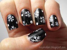 Neues vom Kellerkind: Let It Snow! Challenge 1: Snowflakes