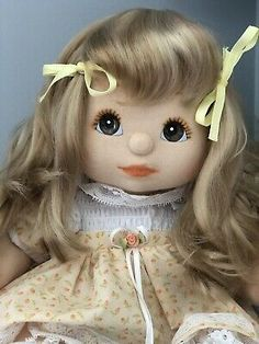 My Child Doll By Mattel Peach Skin Ash Blond V-Part Sold Nude | eBay Child Doll, Ash Blonde, Disney Characters, Fictional Characters, Peach, Nude, Dolls, Disney Princess, Children