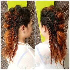 23 Faux Hawk Hairstyles for Women   Page 2 of 2   StayGlam