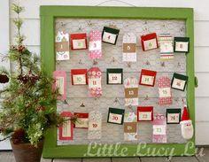 DIY Tutorial: DIY CHICKEN WIRE / DIY Advent Calendar - Bead&Cord