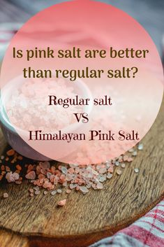 Is pink salt are better than regular salt? The multipurpose Himalayan Pink Salt Healthy Lifestyle Tips, Healthy Habits, Clean Eating Recipes, Cooking Recipes, Food Charts, Himalayan Pink Salt, Health And Beauty Tips, Health And Wellbeing, Diet Tips