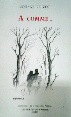 « A Comme... » Josiane Roizot - Couverture de Gérard Basiletti (1984)