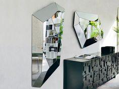 Cattelan Italia Diamond Mirror by Paolo Cattelan - Chaplins
